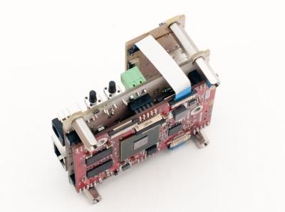 Процессорный модуль ADAKTA-MX6 в составе комплекта разработчика