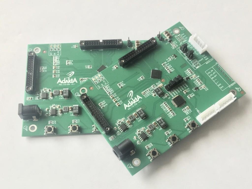 Конвертер DP-LVDS ADL-19.03b