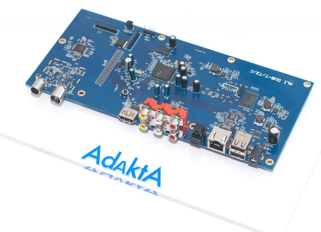 Бюджетный DVB-T2 \ DVB-C ресивер на процессоре Ali M3616