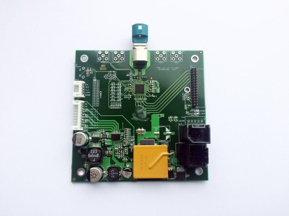 FPDLink адаптер