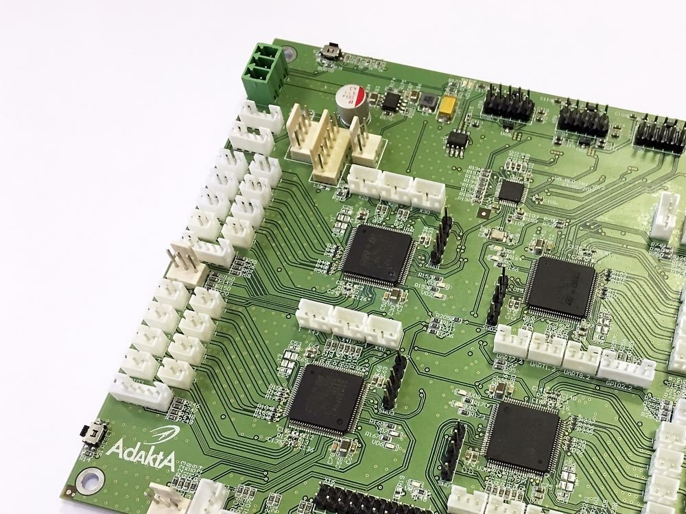 Interface expansion board