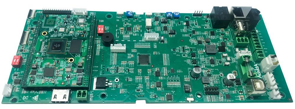 Универсальная аналоговая/цифровая вызывная панель