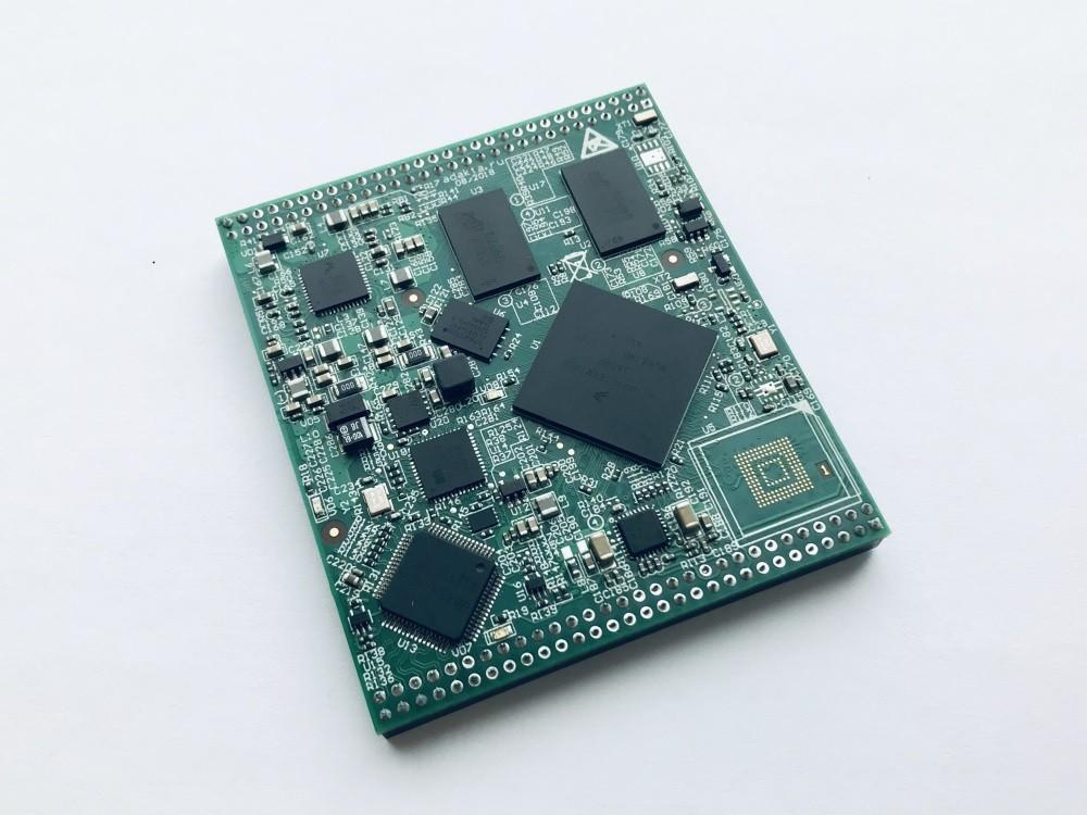 Процессорный модуль на базе процессора iMX7