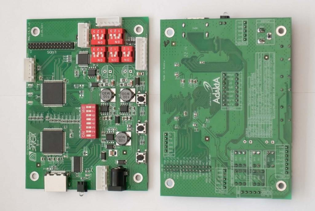 Конвертер HDMI-LVDS AHL-14.3