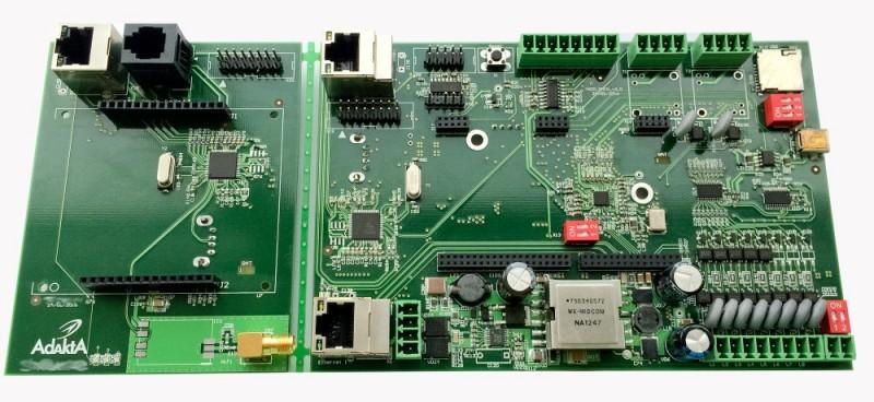 Модуль аналоговых подсистем