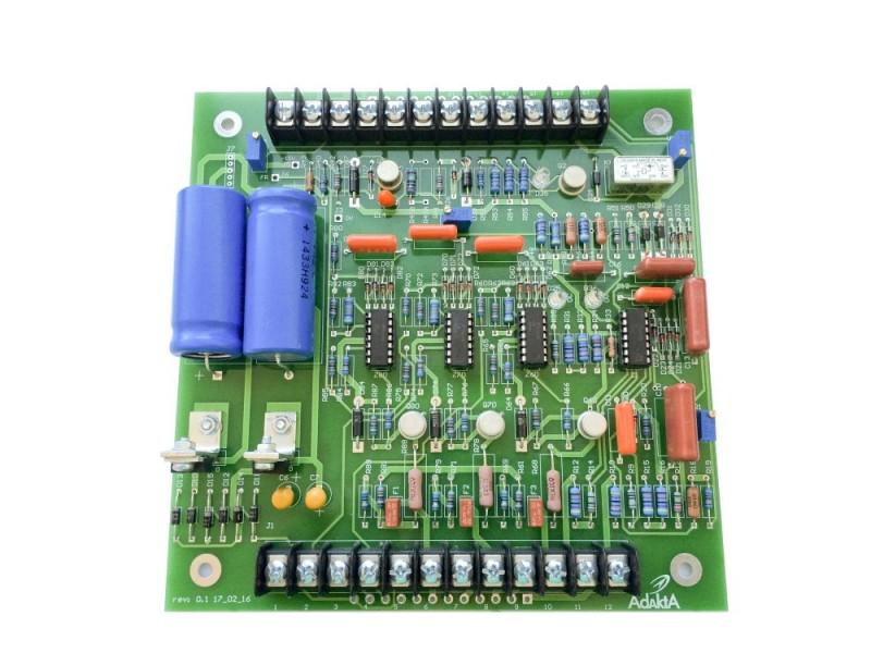 Board of control and switching ADAK.468367.001 TU