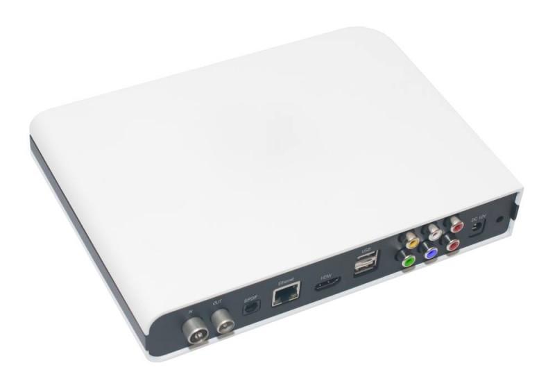 Гибридный DVB-T2 \ IPTV приемник на ОС Android 4.0 ICS