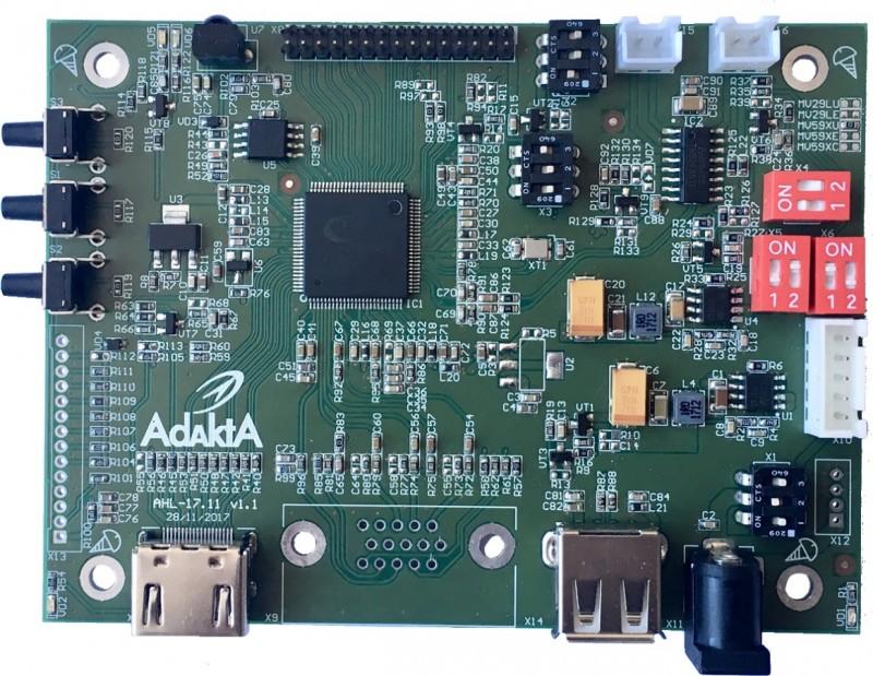Converter (media player) HDMI-LVDS AHL-17.11