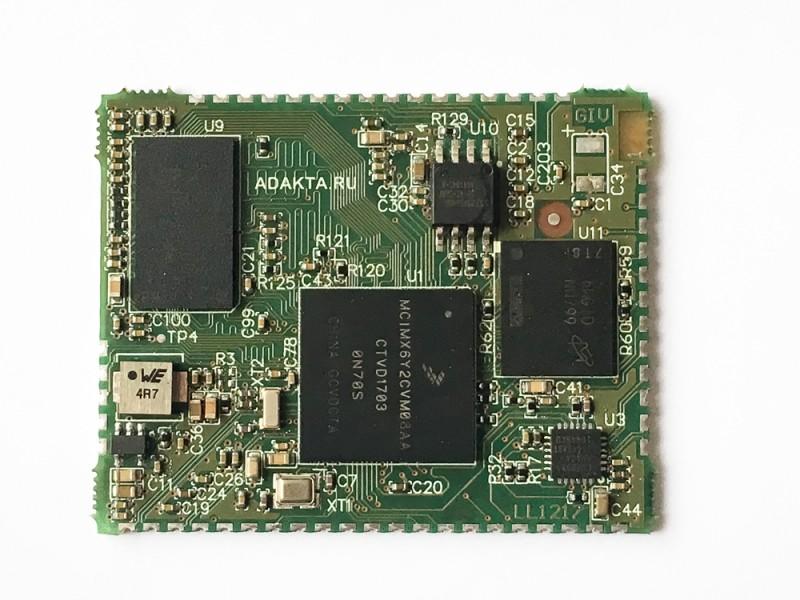Процессорный модуль ADAKTA-mx6ull