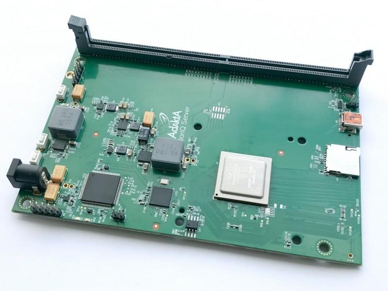 NXP QorIQ VoIP сервер