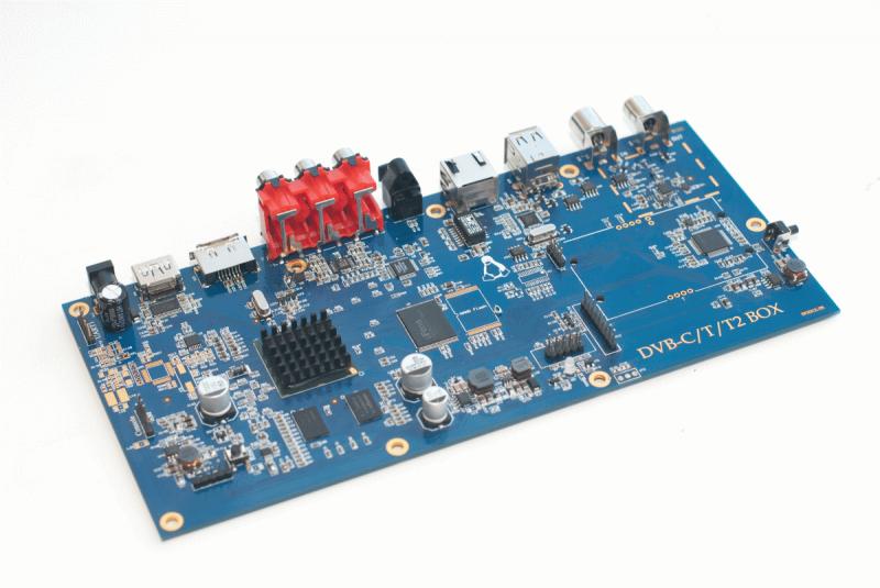 Эфирный приемник Волна 8101 HD-T2